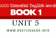4000Essential english words-unit5