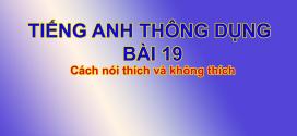 tienganhthongdung bai19
