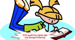 phuong phap hoc ngoai ngu George Pickering