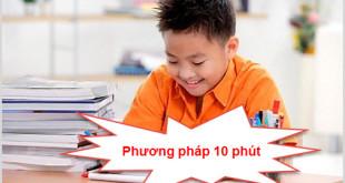 phuong phap hoc tieng anh 10 phut